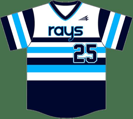 Triton Throwback Baseball Jersey TB102