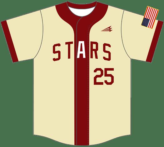 Triton Traditional Baseball Jersey TR105
