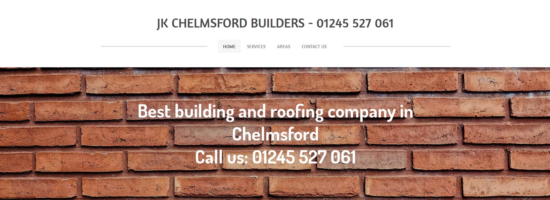 JK Chelmsford builders