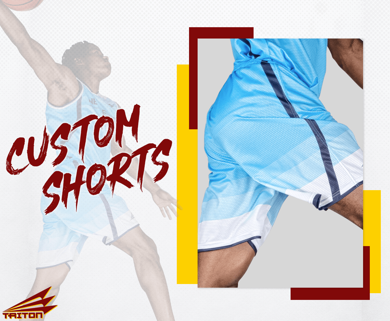 Triton Basketball Shorts