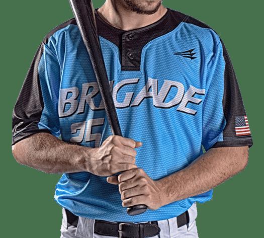 Triton Modern Baseball Jersey MB114 Photo