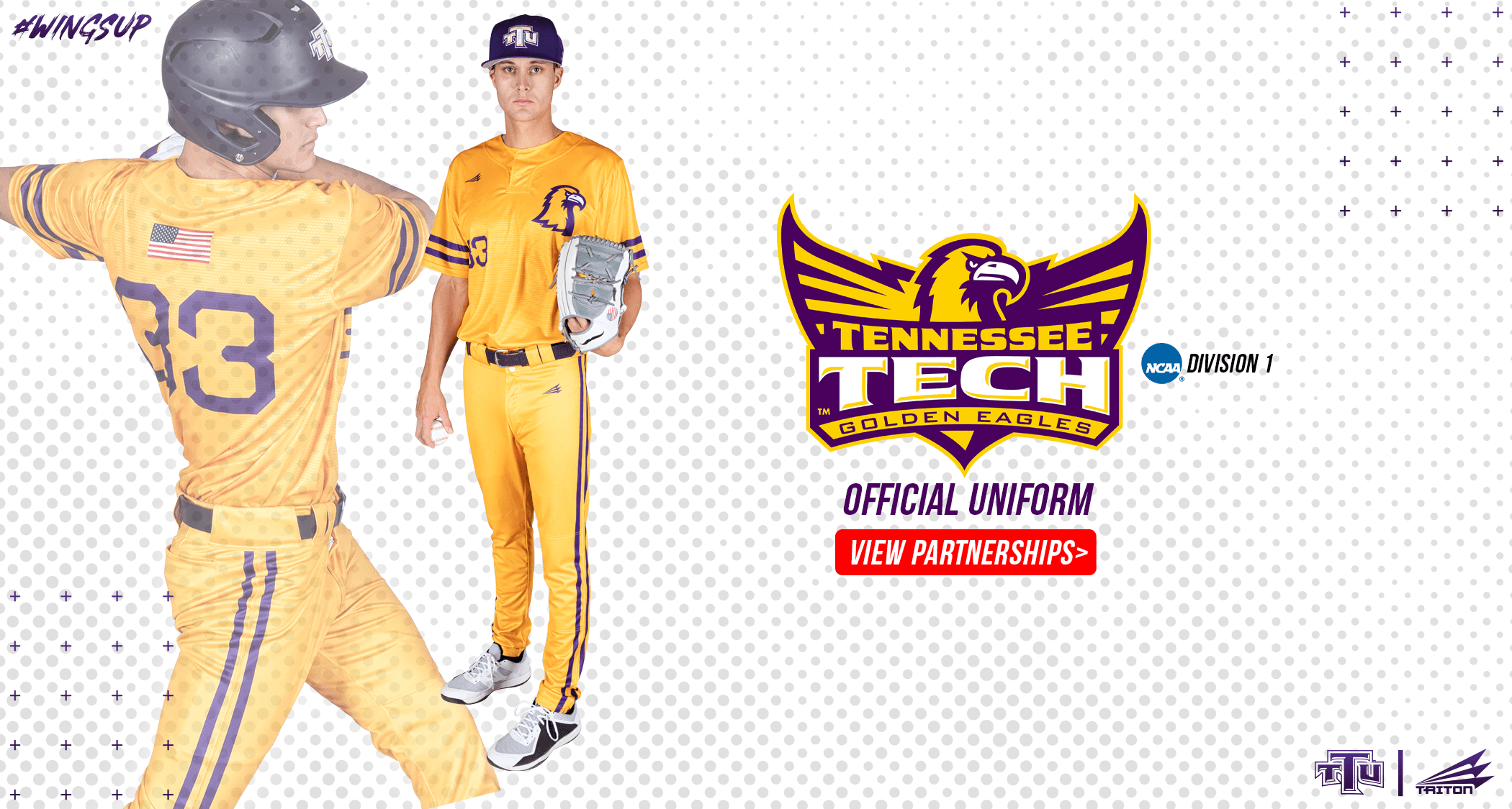 Triton and Tennessee Tech Baseball