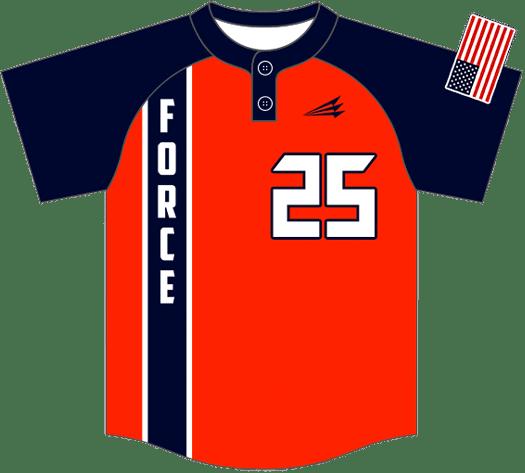 Triton Modern Baseball Jersey MB104