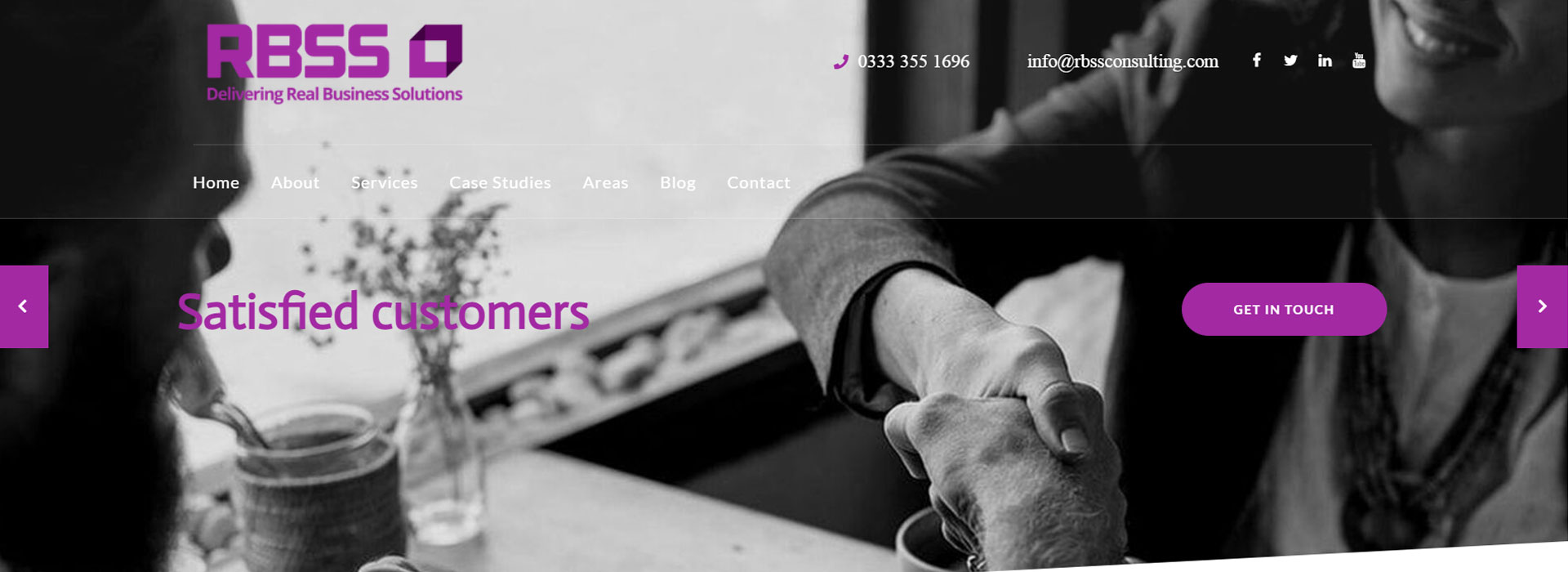RBSS Consulting - Business Advisors in Romford - Perfect Layout client