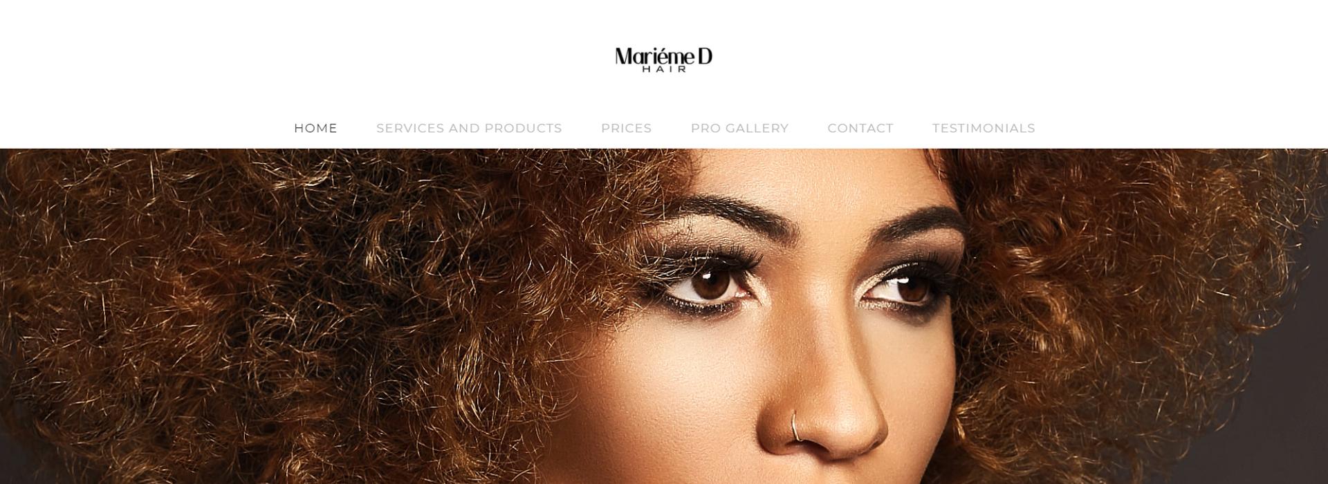 Marieme d hair