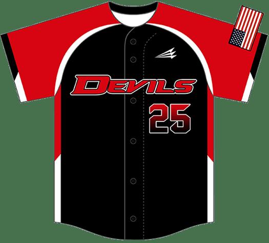 Triton Modern Baseball Jersey MB111