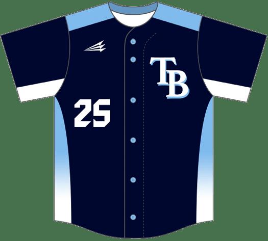 Triton Modern Baseball Jersey MB101
