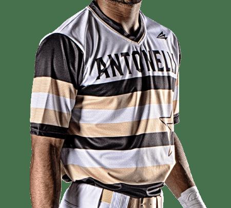 Triton Throwback Baseball Jersey TB102 Photo