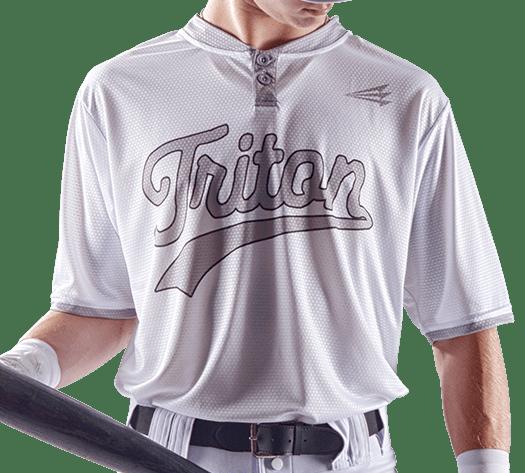 Triton Traditional Baseball Jersey TR111 Photo