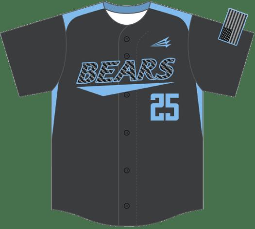 Triton Modern Baseball Jersey MB102