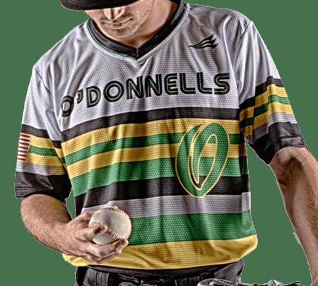 Triton Throwback Baseball Jersey TB110 Photo