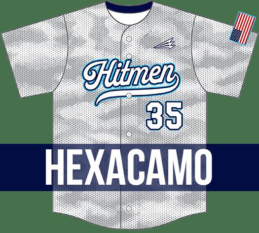 Triton Hexacamo Baseball Jersey