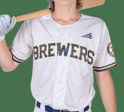 Triton Traditional Baseball Jersey TR121 Photo