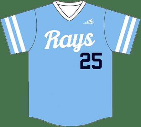 Triton Throwback Baseball Jersey TB137