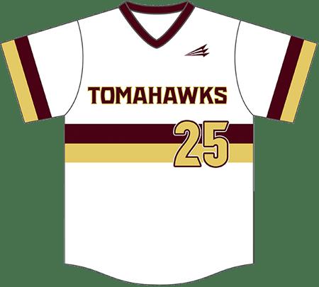 Triton Throwback Baseball Jersey TB130