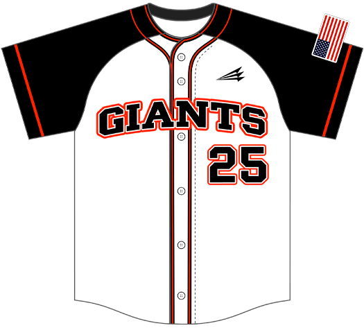 Triton Traditional Baseball Jersey TR104