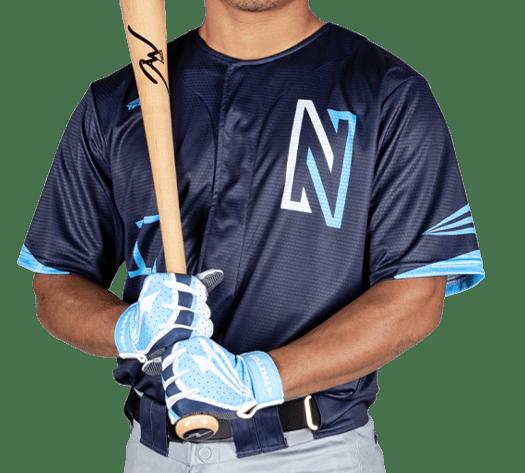 Triton Traditional Baseball Jersey TR116 Photo