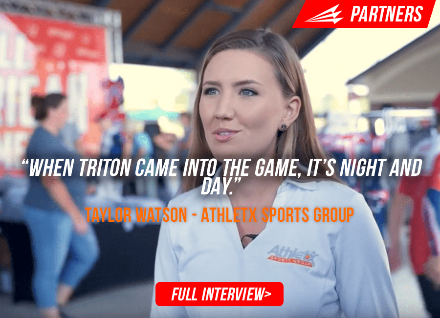 Triton and Athletx Sports Group