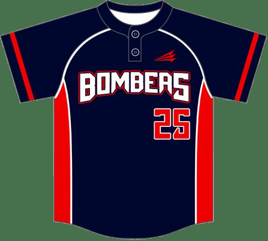 Triton Modern Baseball Jersey MB108