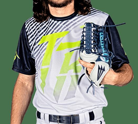 Triton Modern Baseball Jersey MB120 Photo