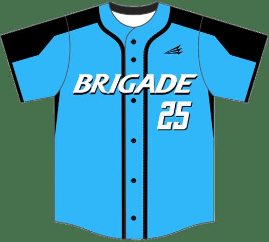 Triton Modern Baseball Jersey MB114