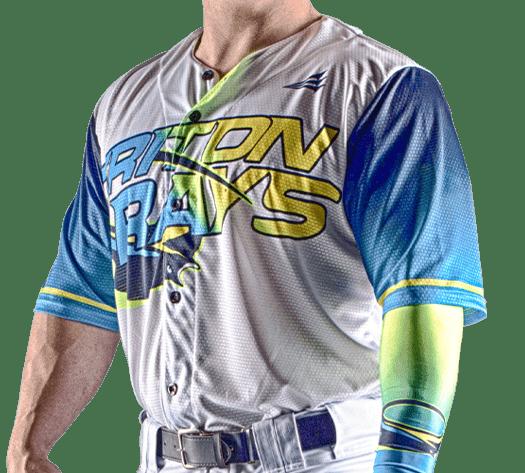 Triton Modern Baseball Jersey MB105 Photo