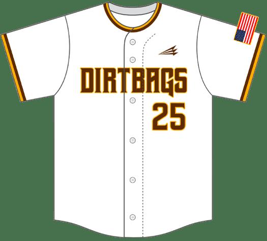 Triton Traditional Baseball Jersey TR127