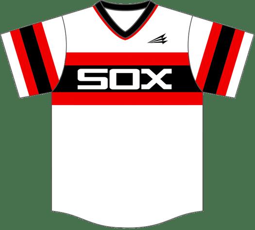 Triton Throwback Baseball Jersey TB101