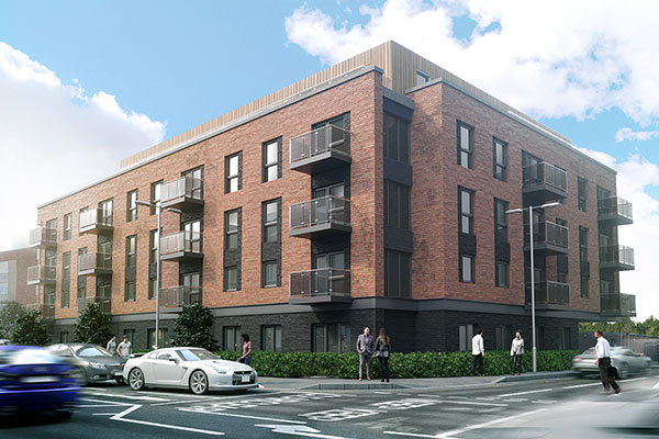 Alt description for imageIcona - high end apartments in York City Centre