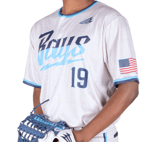Triton Traditional Baseball Jersey TR127 Photo