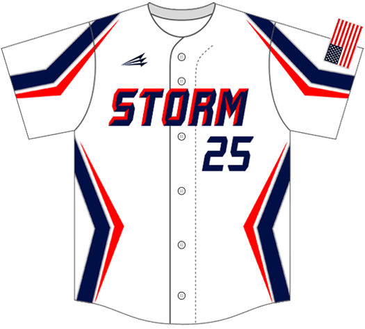 Triton Modern Baseball Jersey MB125