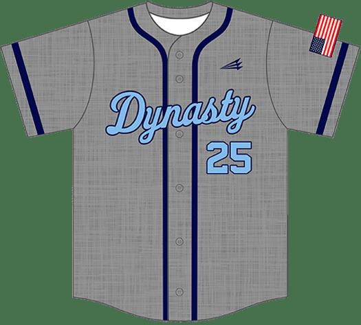 Triton Flannel Baseball Jersey FL99