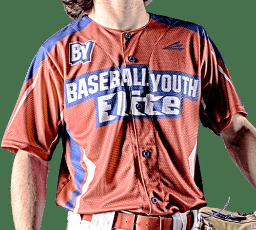 Triton Modern Baseball Jersey MB125 Photo
