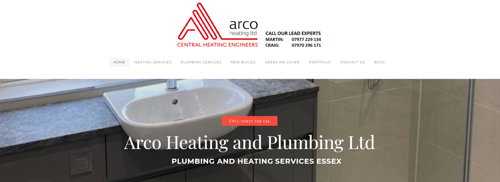 Arco heating and plumbing ltd