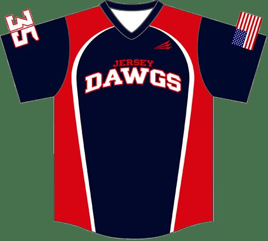 Triton Modern Baseball Jersey MB118