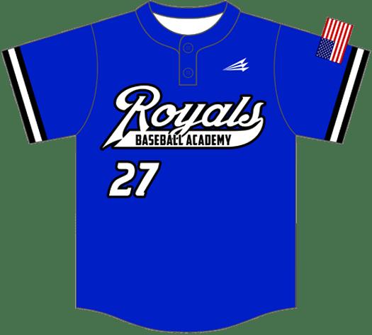 Triton Traditional Baseball Jersey TR103