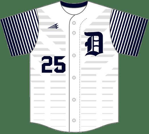 Triton Modern Baseball Jersey MB135