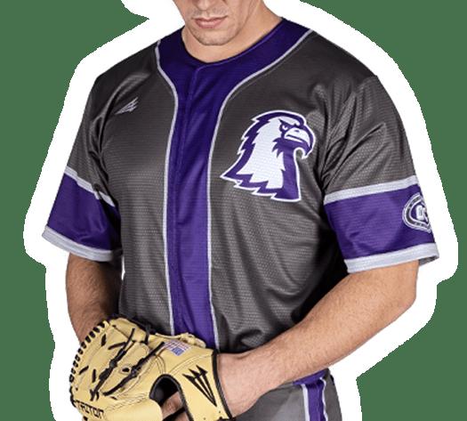 Triton Traditional Baseball Jersey TR113 Photo