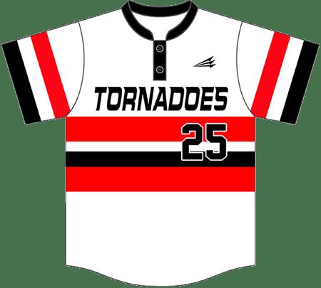 Triton Throwback Baseball Jersey TB109