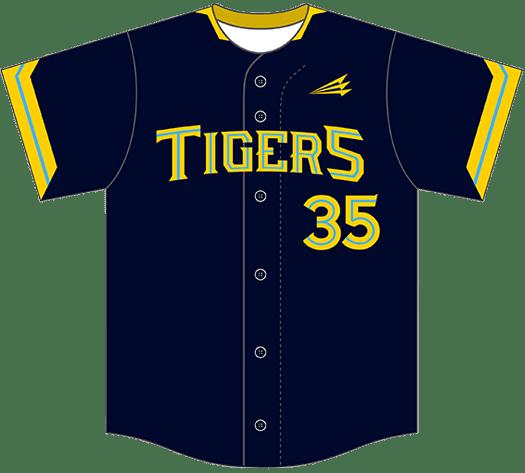 Triton Modern Baseball Jersey MB110