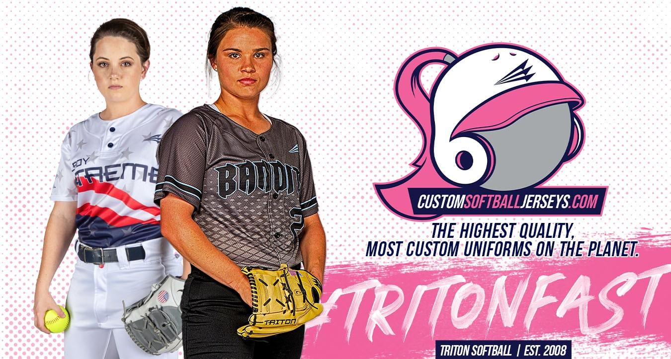 Triton Custom Softball Jerseys