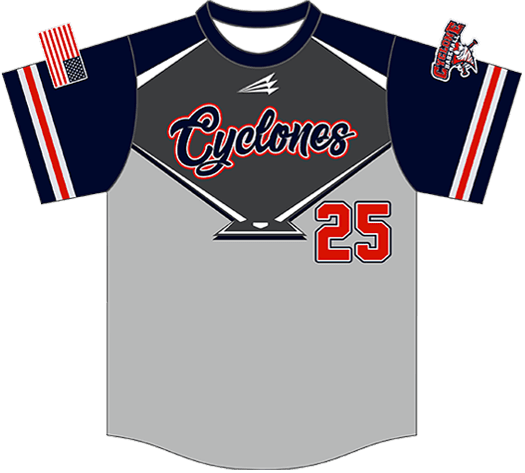 Triton Modern Baseball Jersey MB112