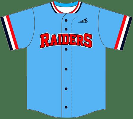 Triton Throwback Baseball Jersey TB105