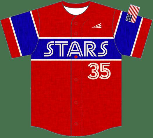 Triton Flannel Baseball Jersey FL117