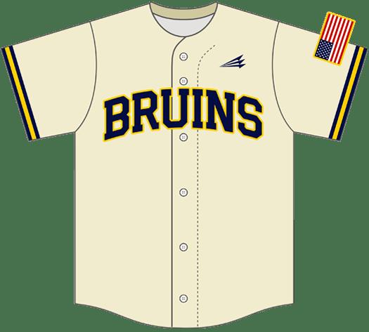 Triton Traditional Baseball Jersey TR121
