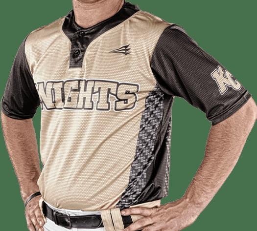 Triton Modern Baseball Jersey MB130 Photo