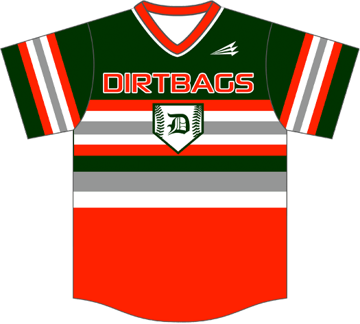 Triton Throwback Baseball Jersey TB100