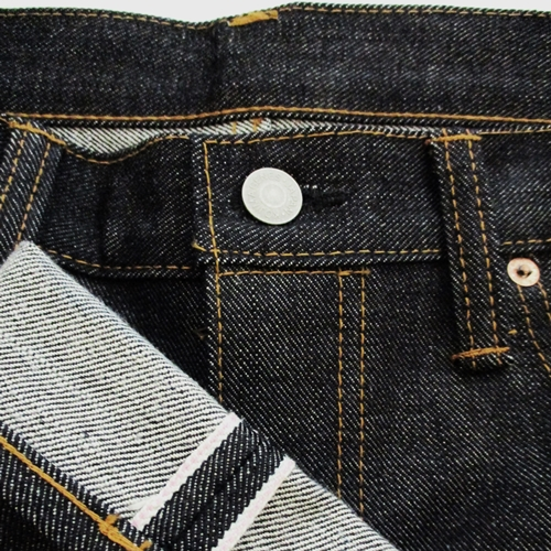 KOJIMA GENES x SF 18OZ LEFT HAND TWILL SELVEDGE DENIM