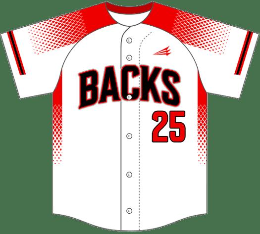 Triton Modern Baseball Jersey MB133