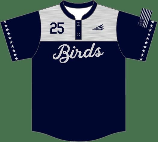 Triton Traditional Baseball Jersey TR116
